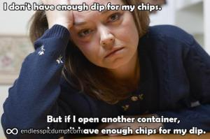 dip and chips